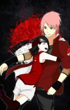 Sarada's Older Brother: Genin by MystikSunset