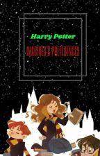 Preferences & Imagines Harry Potter by NimsayLight
