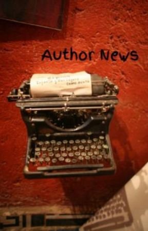 Author News by GloballyGorgeous