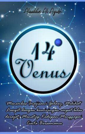 Empat Belas Derajat Venus by didinayubi