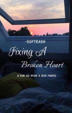 Fixing a Broken Heart • dks x ksh by bunnycitizenn