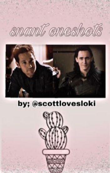 Scott Lang x Loki | One Shots - Snant Official - Wattpad