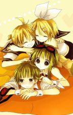 Vocaloid love doujinshi by 5453hatsune_asuna