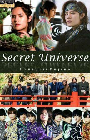 Secret Universe by SyusurieFujino