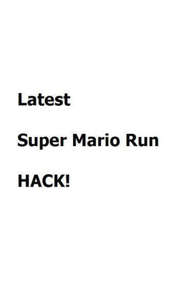 SUPER MARIO RUN COIN RUSH MUSIC - Maffick5873 - Wattpad