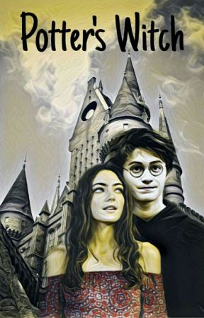 Potter's Witch // Harry Potter Fanfic - 9 | Evie, Ron, RUN