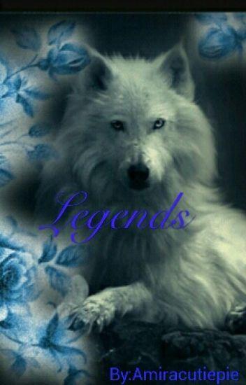 Legends {Romance Fantasy}