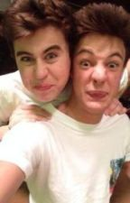 Love is Eternal (Magcon BoyxBoy of Nash and Cam) by AuthorX128