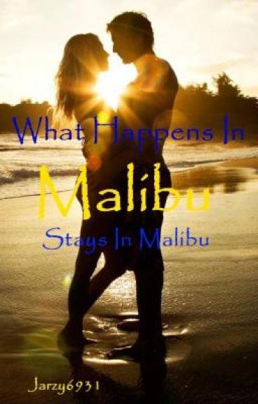 What Happens in Malibu, Stay's in Malibu