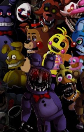 Fnaf drawings ! by Halo28animatronic