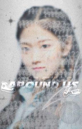 the stars around us ༄ minsung by CUPIDWON