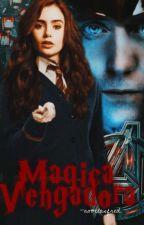 Una mágica vengadora▪ Los Vengadores • Loki Laufeyson ✔ by -NovelasFred