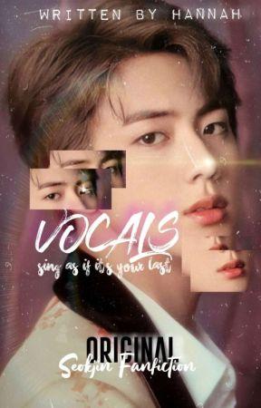 Vocals || Kim Seokjin FF by Armyblanktae
