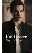 Kai Parker Imagines and Preferences by killerqueenishere