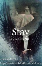 [CZ TRANSLATE] Stay (SPN - Destiel) by AleeEmpire
