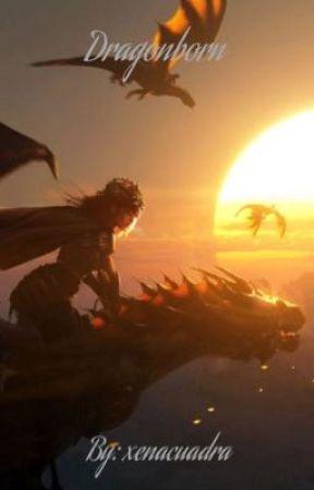 Dragonborn  by xenacuadra