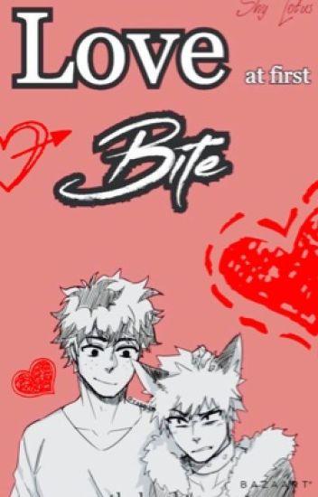 Love at first Bite (BakuDeku)