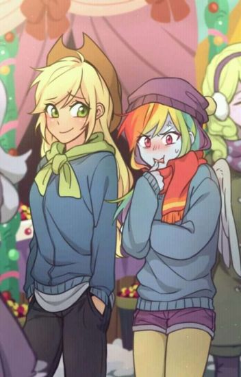 AppleDash Oneshots [Book 1] [COMPLETED]