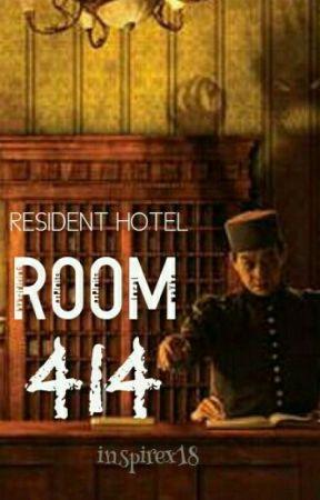 Room 414 (√) by QueenWei