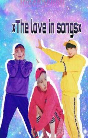 The love in songs  by ricchan666
