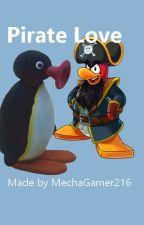 Pirate Love (Captain Rockhopper X Pingu) by MechaGamer