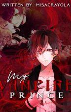 My Vampire Prince ( Affinity infinity ) by MisaCrayola