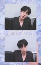 Jin Dad Jokes by pjm_tink