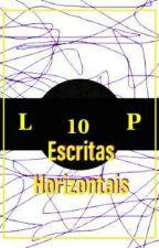10 escritas horizontais by Agucei-me