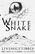 White Snake by LiveNiceTimes