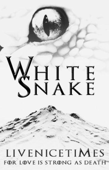 White Snake by LiveNiceTimes