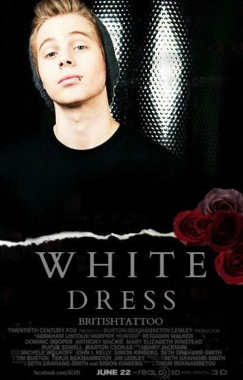 White Dress ✖ Luke Hemmings