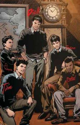Bat family X reader oneshots/preferences - Baku-go-away