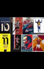 Footballer Oneshots by FootballXIXStars