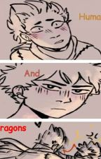 Humans and Dragons Can Mix by _Red_Riot_