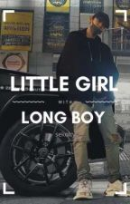little girl with long boy by sekolry