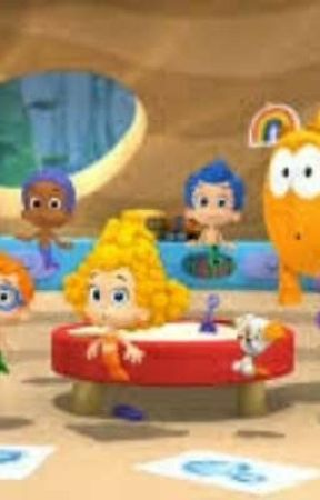 Bubble guppies meet the Thea Sisters by SalaysiaGragg
