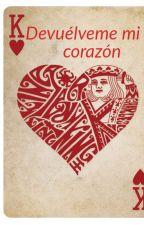 Devuélveme mi corazón by Florlazulie