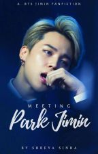 Meeting Park Jimin by army_ss841