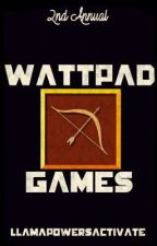 Wattpad Games by Llamapowersactivate