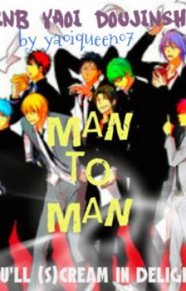 MAN TO MAN (KnB Yaoi Oneshot Collection)