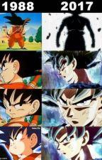 Goku's Book and Remix's by Sexy-Goku