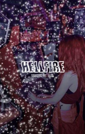 HELLFIRE,   heroes of olympus.  by bramsgreenfeld