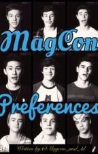 Magcon Preferences by perffdallas