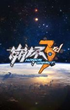 Honkai Impact 3: BlackStar by amircynical