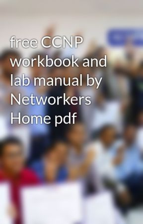 Pdf ccnp lab manual