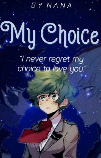 [☑] My Choice (Dabi X Fem!Izuku)