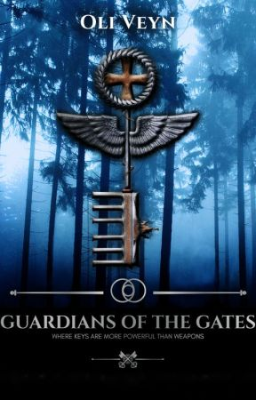 Guardians of the gates by oliveijn