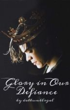 Glory in Our Defiance • Zarry by dattumblrgal