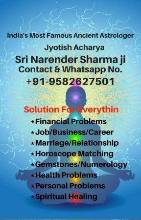 A Great master +91-9582627501 Jyotish Acharya Pt  Narender Sharma ji