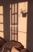 he writes ↬ v.min ☑︎ by spirituql